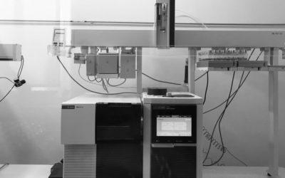 Nuevo cromatógrafo SPME Arrow – GC Intuvo – MS / MS.